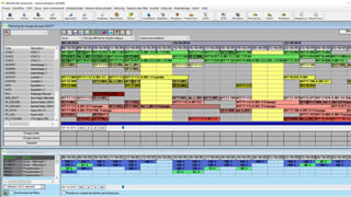 WORKPLAN ERP-EMS 2020.0 - Gantt del Planning